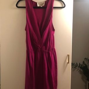Silk Cocktail Dress